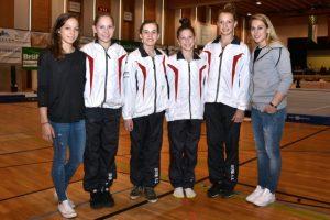 Turnsport Rüti P4A mit Stefanie Siegenthaler und Giulia Steingruber