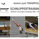 Trampolin Schnuppertraining