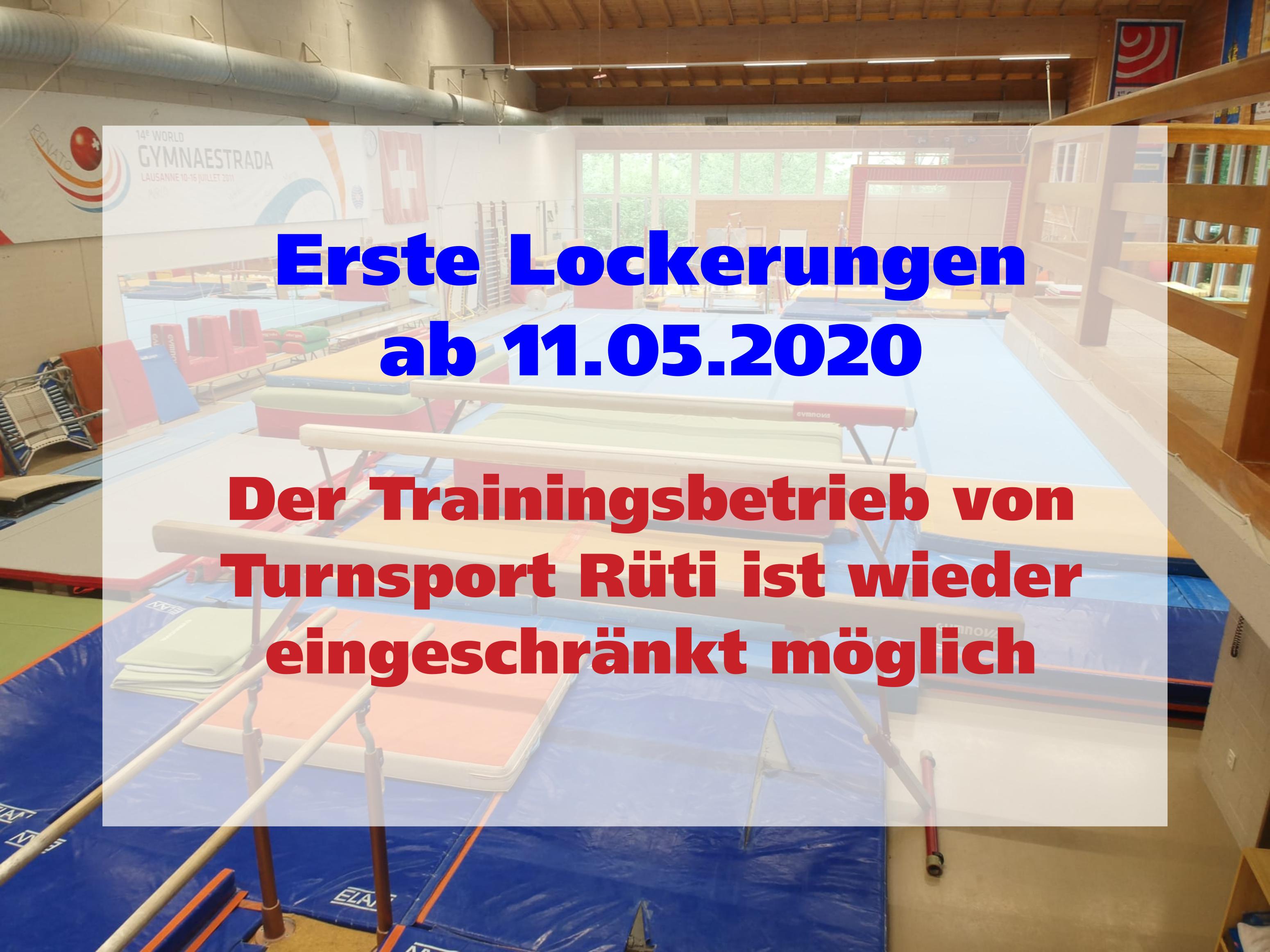 Lockerung B -11.05.2020
